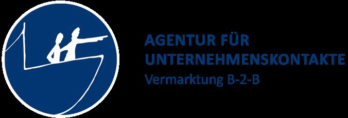 Logo Agentur für Unternehmenskontakte
